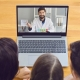 Family on Telehealth Therapy Session